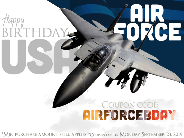 AirForce Birthday