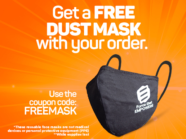 Free Dust Mask