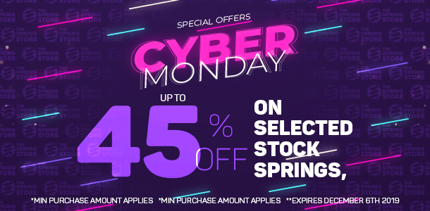 cyber monday sale the spring store