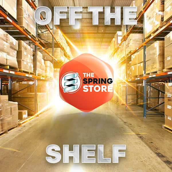 off-the-shelf springs