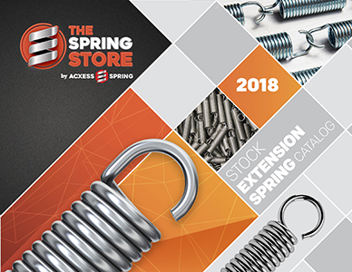 stock extension spring catalog