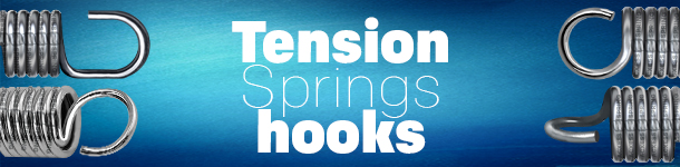 tension spring hook types